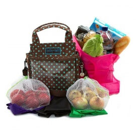 Reusable Bags - Shopping & Lunch