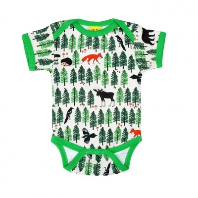 DUNS Forest Life Short Sleeve Body