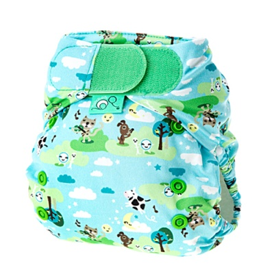 Tots Bots Stretchy Wrap Size 1 - Hey Diddle Diddle