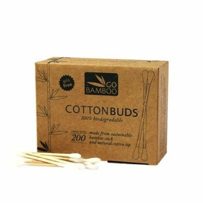 Go Bamboo - Bamboo Cotton Buds