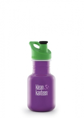 Kids Kanteen Stainless Steel Bottle - with Sport Cap 355ml/12oz
