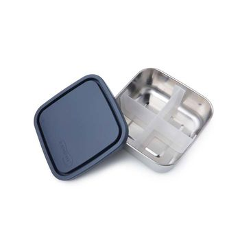 Divided Medium Square To-Go Container