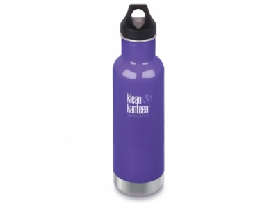 Klean Kanteen Vacuum Insulated Classic Bottle - 592ml/20oz