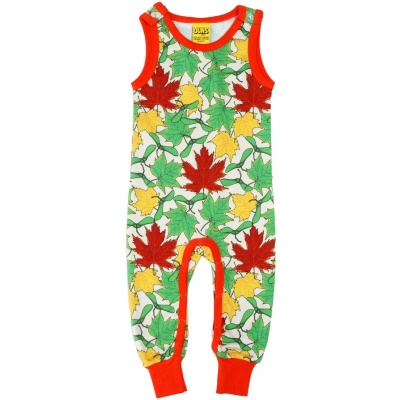 DUNS Maple Leaves Dungarees