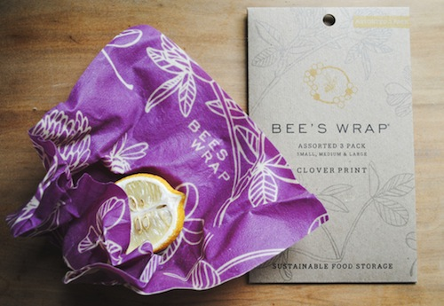 Bee S Wrap Sustainable Food Storage Mimi S Purple Assorted  Pack