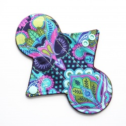 7'' Reusable Panty Liner - Owls