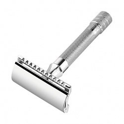 Merkur 33C Classic Safety Razor - No Blades Included