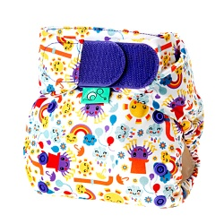 Tots Bots Stretchy Wrap Size 1 - Incy Wincy Spider