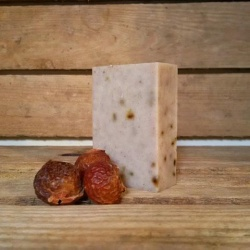 Rhassoul Mud & Rosemary Soapnut Shampoo Bar