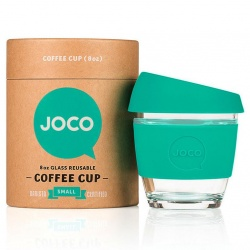 JOCO Cup Reusable Coffee Cup 8oz - Mint