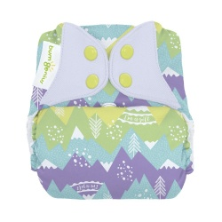 BumGenius Freetime All-in-One Nappy - Strong