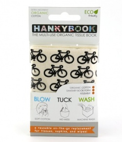 HankyBook Original Single - Bikes
