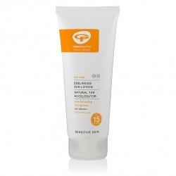 Green People Scent Free Sun Lotion SPF15 200ml