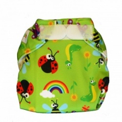Little Easy All in One Newborn Nappy
