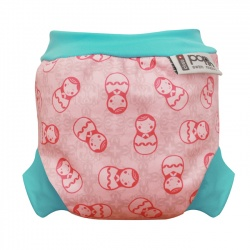 Close Parent Swim Nappy - Russian Doll