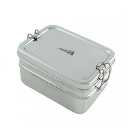 Stainless Steel & Glass Containers