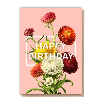 Recycled Birthday Cards - 1 Tree Cards