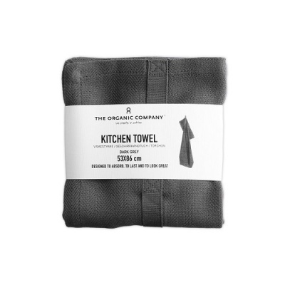 Kitchen Towel - Organic Cotton Tea Towel