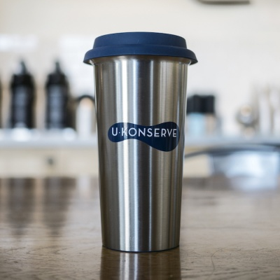Stainless Steel Insulated Coffee Cup