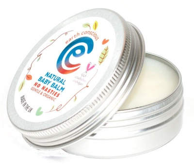 Earth Conscious Organic Natural Baby Balm - Vegan