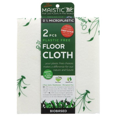 Maistic Plastic Free Floor Cleaning Cloths