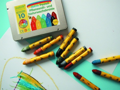 Children's Oil Pastels