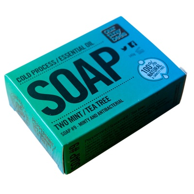 Natural Antiviral Soap