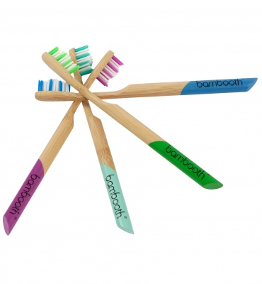 Bambooth Medium Toothbrush