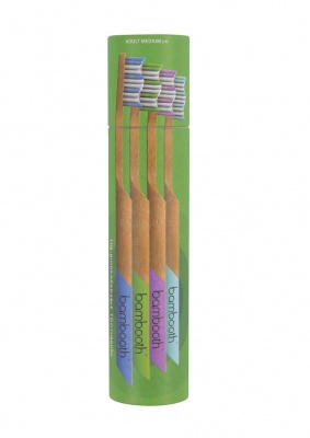 Bambooth Toothbrush Multipack