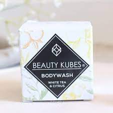 White Tea And Citrus Body Kubes Body Wash