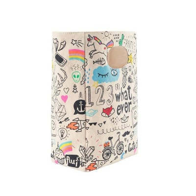 Fluf Organic Lunch Bag - Whatever