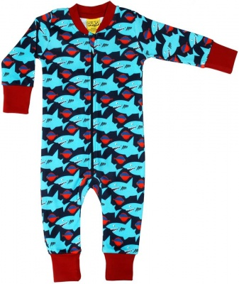 DUNS Sharky Zip Suit