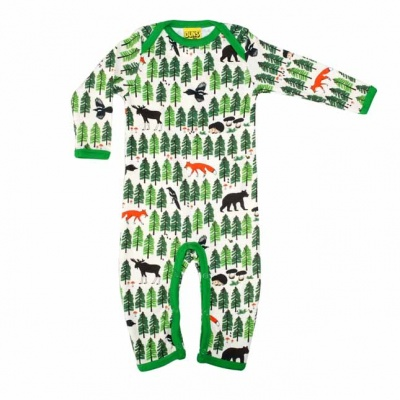 DUNS Forest Life Long Sleeve Suit