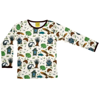 DUNS Wind in the Willows Long Sleeve Top