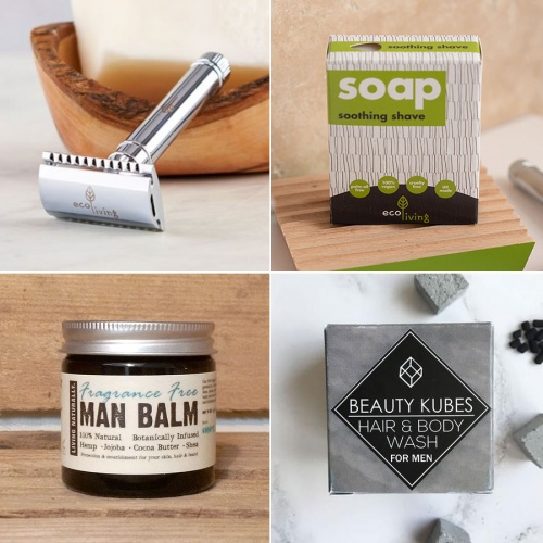 Eco Shaving Gift Set