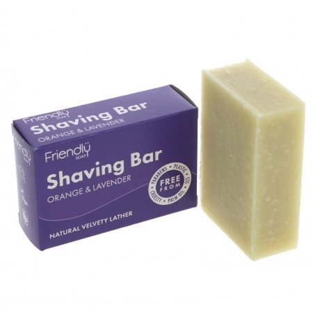 Friendly Soap Shaving Bar