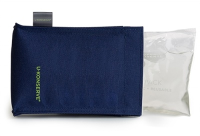 U-Konserve Ice Pack & Sweat Free Cover - Navy