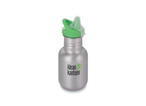 Klean Kanteen Stainless Steel Sippy Cup - 12oz