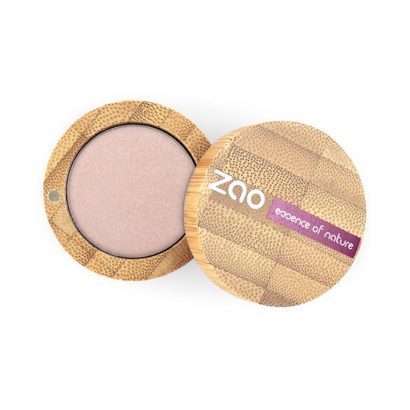 Zao Vegan Eyeshadow - Pearly Shades - Refillable