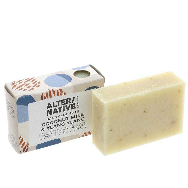ALTER/NATIVE Coconut and Ylang Ylang Soap
