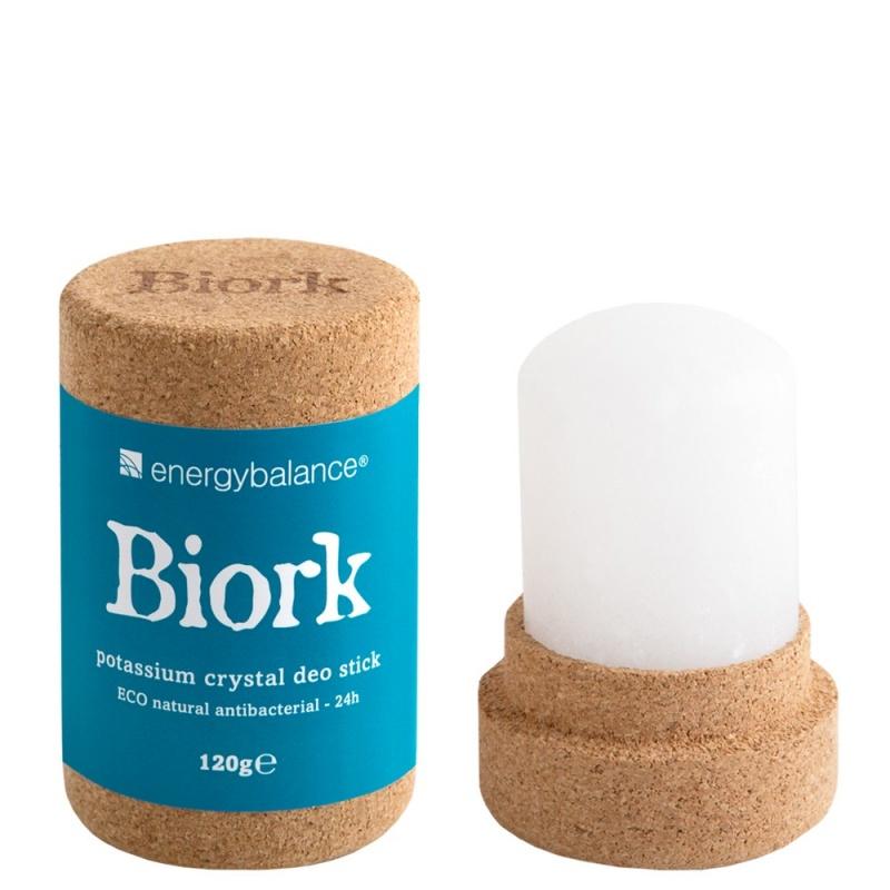 BIORK Crystal Deodorant Stick - boobalou co uk