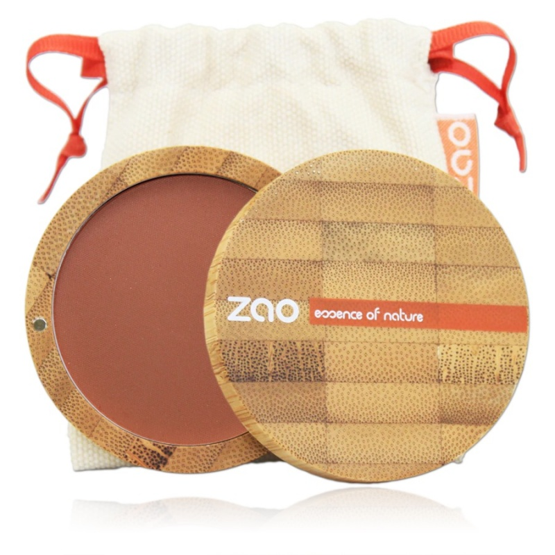 ZAO Cruelty Free Compact Blush - Refillable