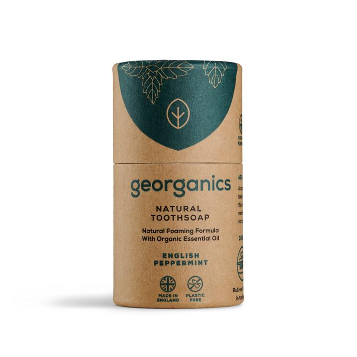 Georganics Natural Toothsoap