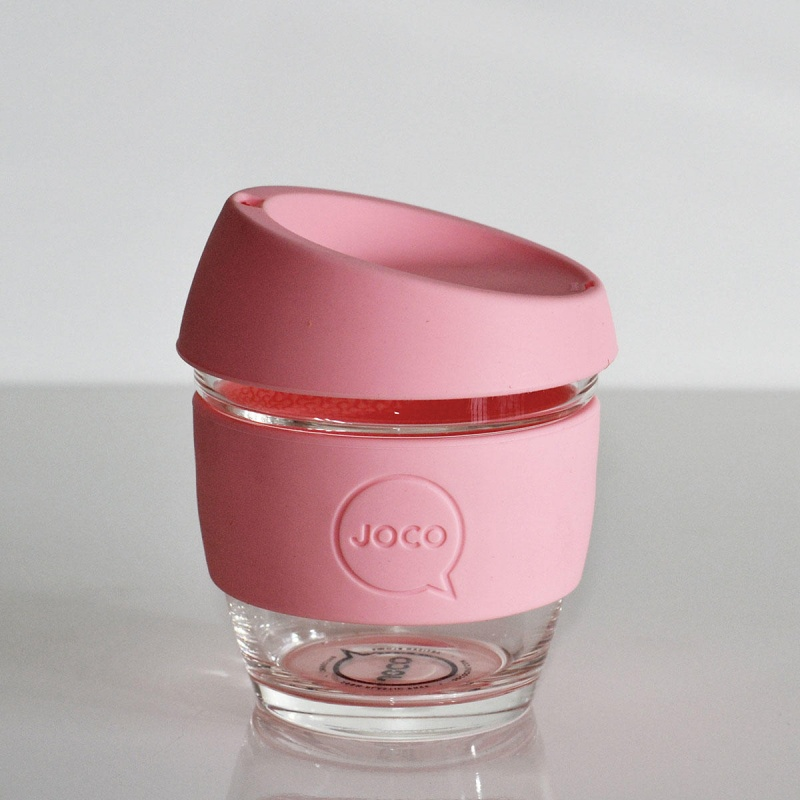 Reusable Coffee Cup Pink