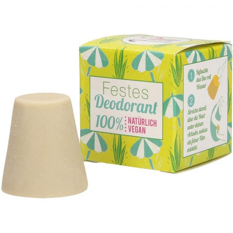 Lamazuna Natural Deodorant Bar - boobalou.co.uk