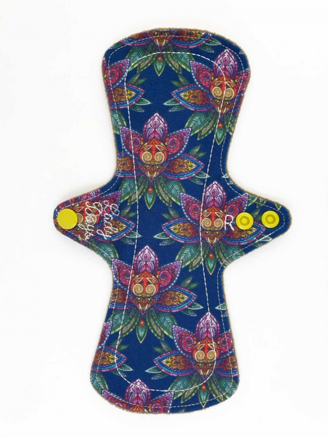 9'' Regular Pad - Lotus