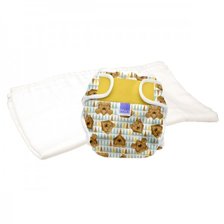 Miosoft Two Piece Nappy (Trial Pack)