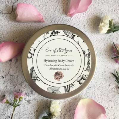 Natural Body Cream Plastic Free