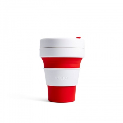 Stojo Collapsible Reusable Cup - 355ml