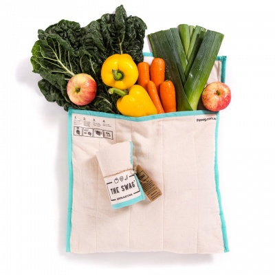 Large Swag Bag - Natural Produce Bag